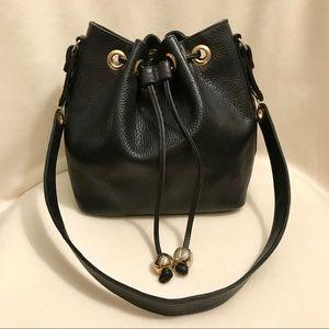✨Vintage Genuine Leather Bucket Bag